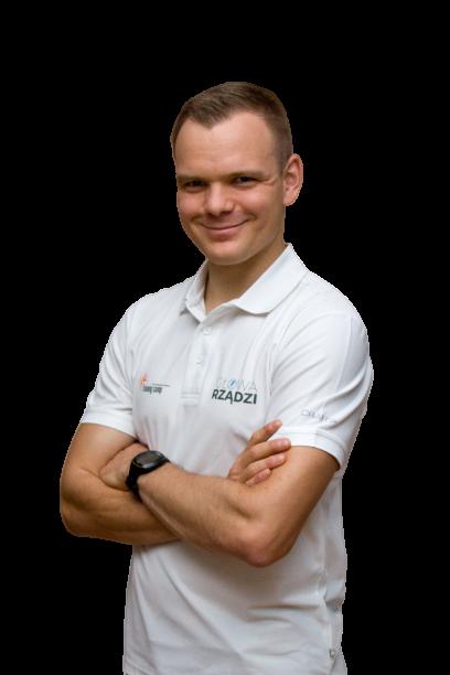 Grzegorz Więcław, psycholog sportu